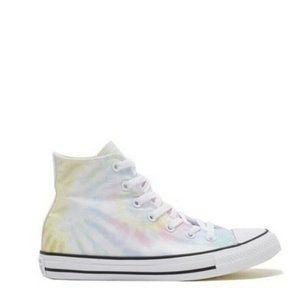 Converse Chuck Taylor High Top Tie Dye Sneakers